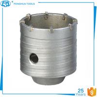 40Cr YG8C Carbide Tip Hollow Saw sds plus 32mm hollow concrete drill bit