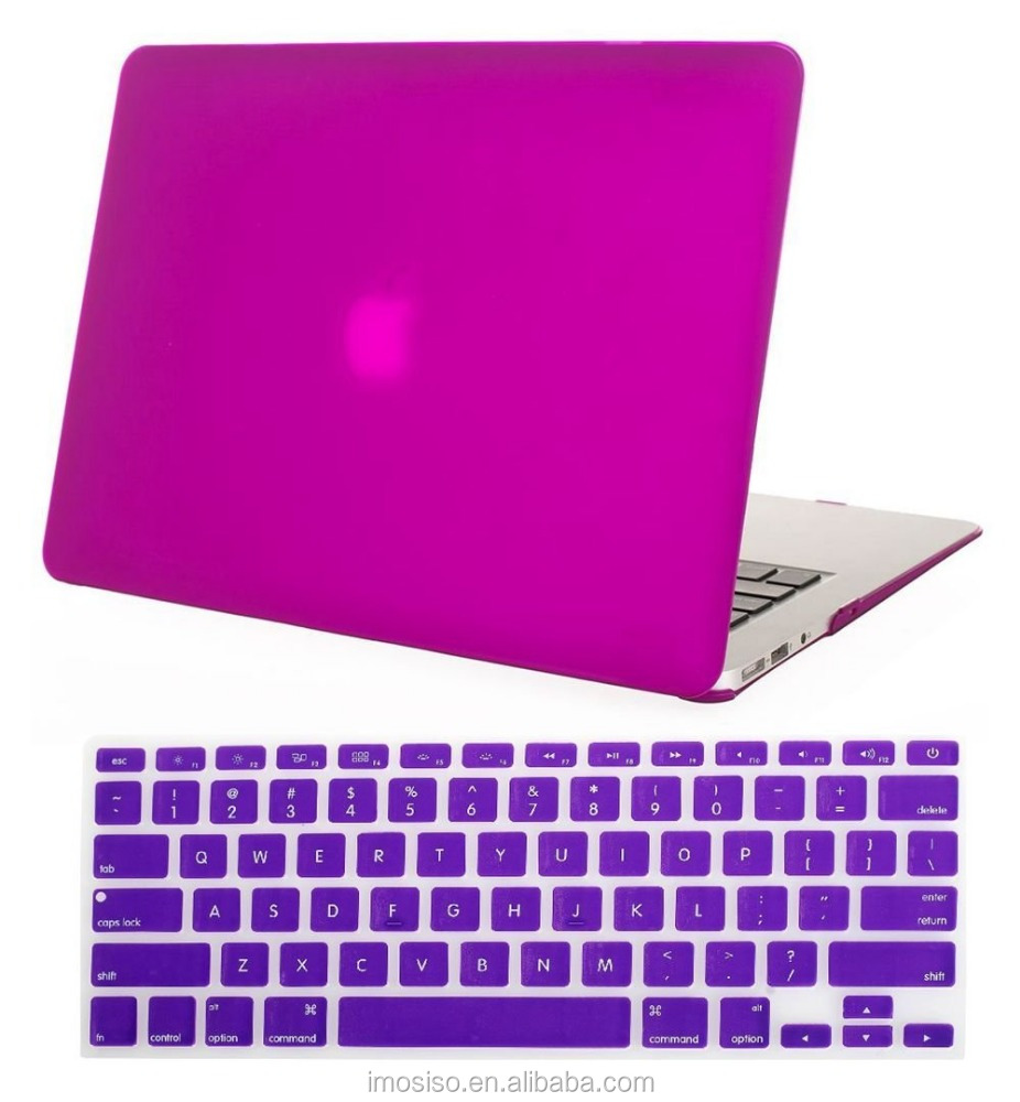 Protective hardshell Case Dustproof and Waterproof Laptop Protective Shell/Skin Cover Case For Macbook