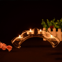 wholesale inexpensive safe arch candle holder