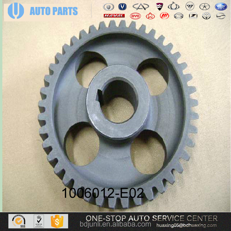 Chinese Car 1006012-E02 TIMING GEAR-CAMSHAFT OF Great Wall Auto Spare Parts
