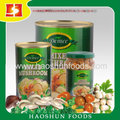 Wholesale canned mixed mushroom