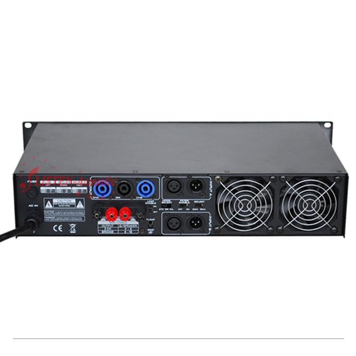 AP-300 Professional 2U Stereo Sound System Power Amplifier