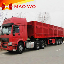 China standard used cargo truck box body hot selling