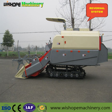 Hot Sale High Quality Of DC70G Rice Combine Harvester For Sale In Indonesia