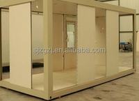 New design low cost prefab container house for sale