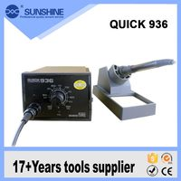 New design Quick 936 smd welding table machine soldering station