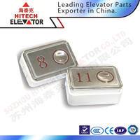 Elevator Push Button Switch for Lift Hall Call Box, Lift Electrical Parts, Lift Spare Parts/BA440