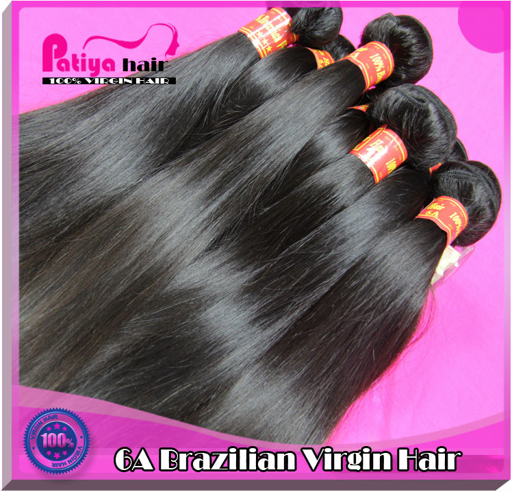 Machine made weft AAAAA direct buy china hair extension