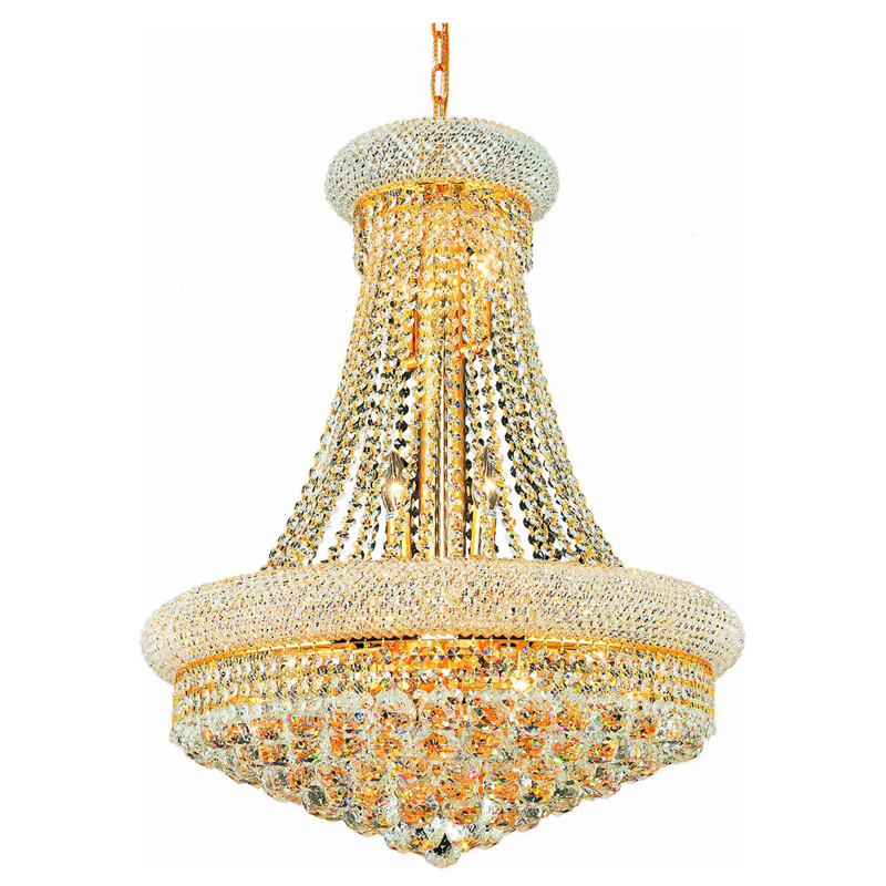Factory Luxury Empire Crystal Chandelier <strong>lighting</strong>