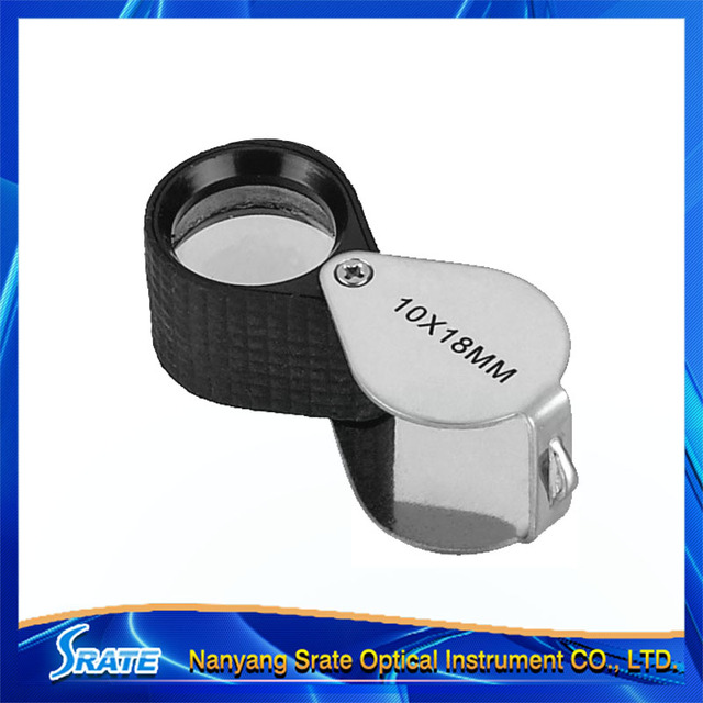 Triplet Jewelers Eye Glass Jewelry Diamond Loupe Loop for Jewelry Stamps Coins And Antiques