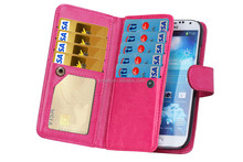 leather bling bling case for samsung galaxy s4 mini i9190