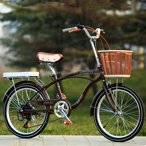 20 Inch 7 Speed Lady Bike City Bicycle