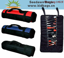 Electrician's IT Worker's Roll Up Foldable Tool Bag for Digital Product Computer Reparing Tools