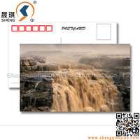 Hot sale Scenic 3D Post Card