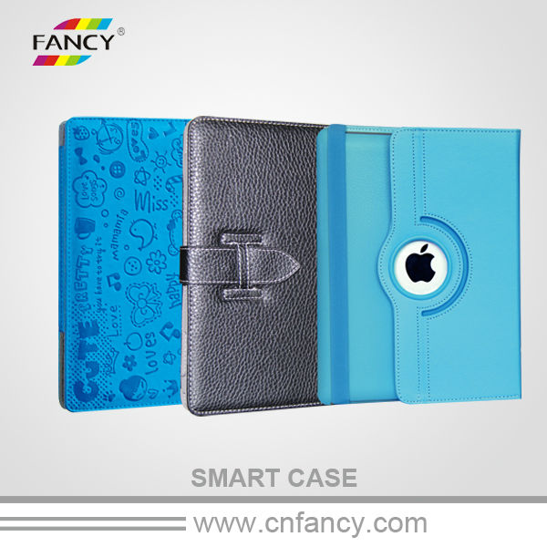 classical tablet PC cases for iPad mini at direct factory price