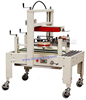 Carton sealer,semi-automatic case/tray sealing machine for food and beverage