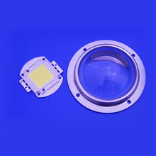 Wholesale 5000 to 5500lm cool white cob chip 50w super bright led diode for led flood light