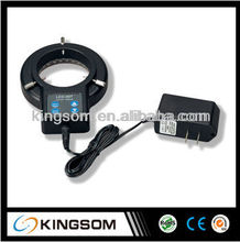 stereo microscope led ring light