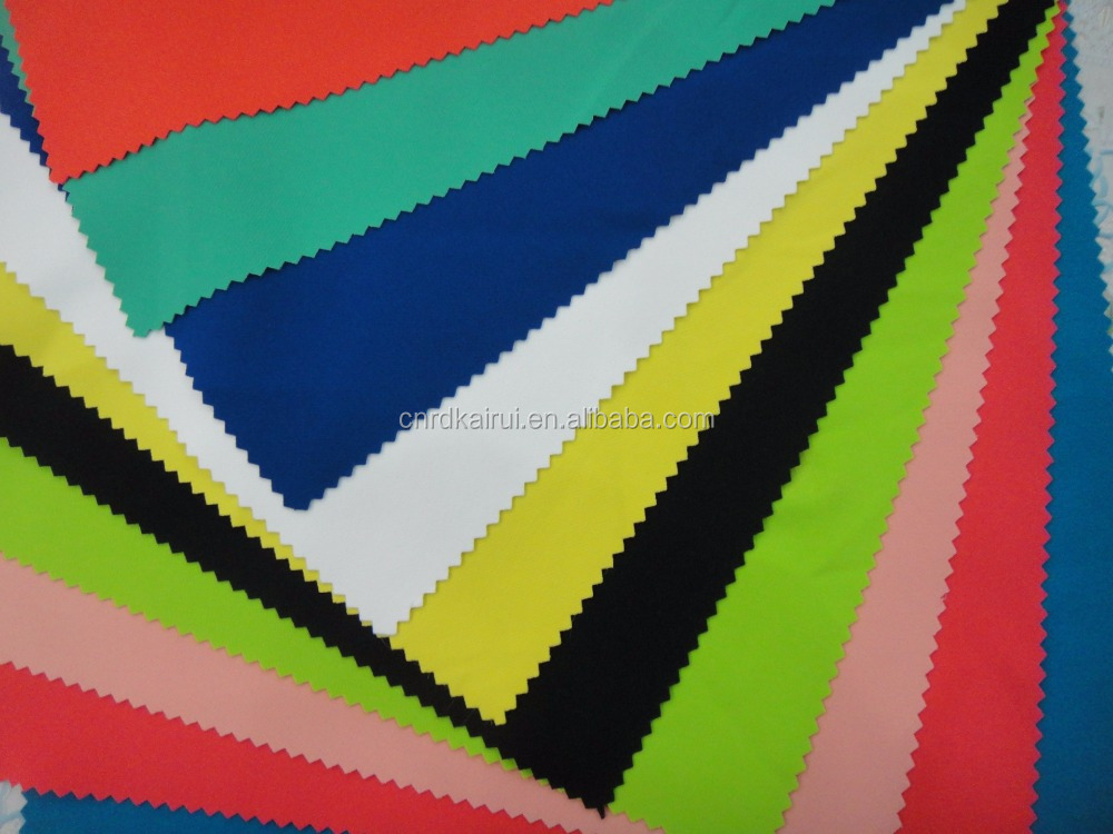 Nantong textiles Fashion polyester factory shiny spandex fabric/mikado Satin fabric for dress