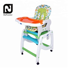 Wholesale multi-functional baby high chair for feeding