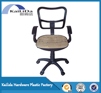 Best-selling office chair parts chair back frame without mesh