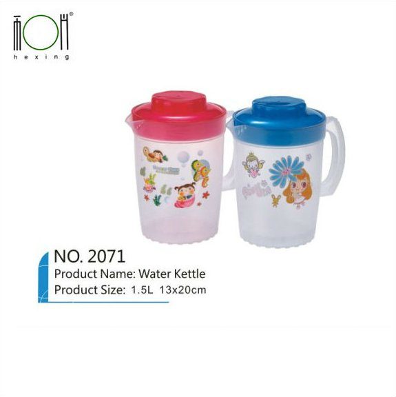Plastic Water Bottle Kettle Jug Wholesale Price Manufacturering