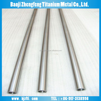 China supplier titanium bulk exhaust pipe bulk exhaust straight pipe