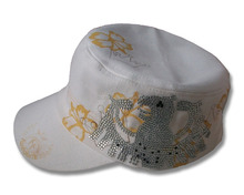 China Manufacturer washed military army color baseball cap