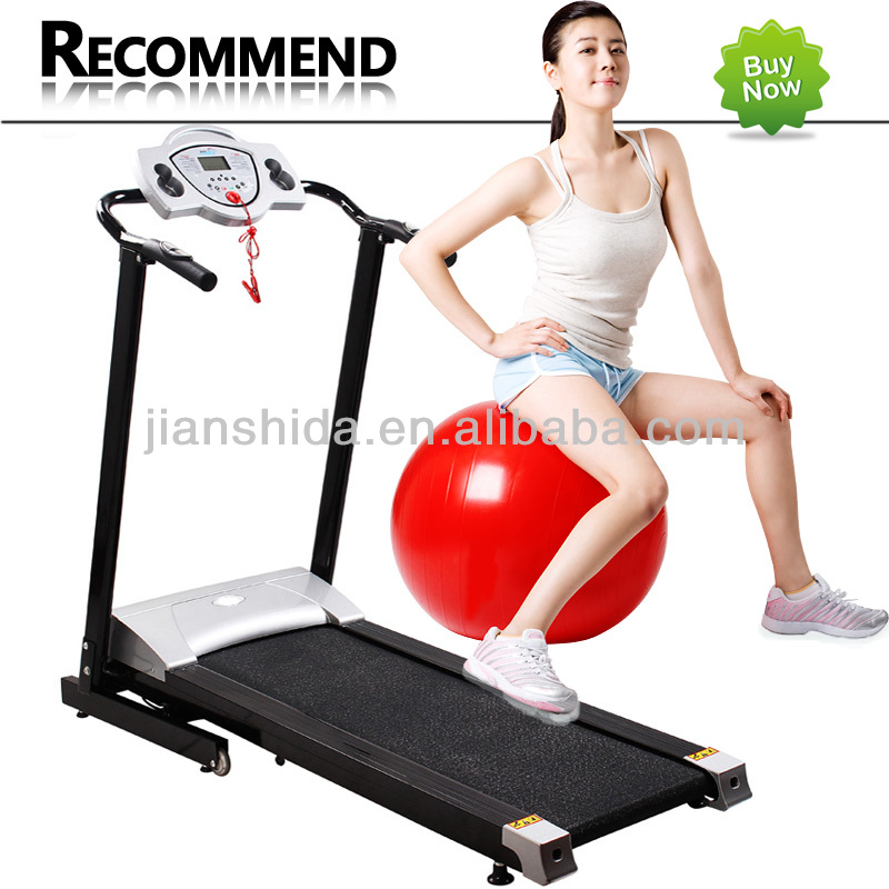 Low Price LCD display Mini Treadmill Exercise Running Machine