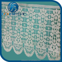 changshu lace factory pleated lace trim african laces