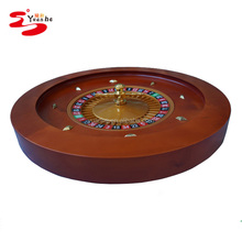 20inch Deluxe Solid Wooden Roulette Wheel