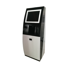 Customize 19 Inch Payment Kiosk Machine With Receipt Printer And Coin/Cash Acceptor