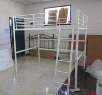 Dormitory Bed Specific Use and Bed,School Furniture Type cheap metal bunk beds