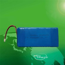 High quality 11.1v 3200mAh 5045135 3s li-polymer li-ion battery