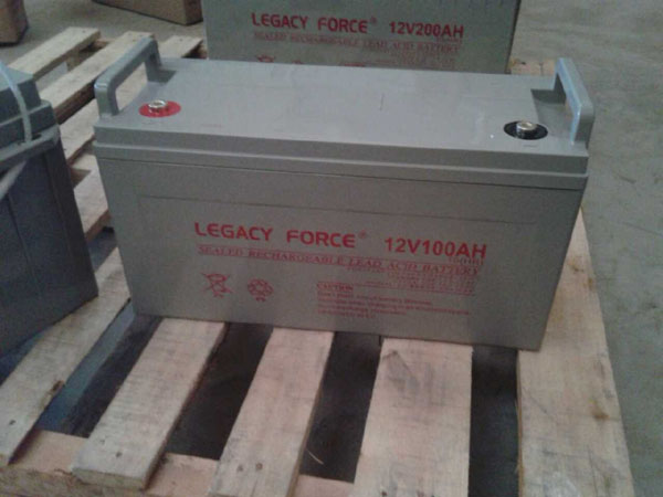 lead acid battery specific gravity of LEGACY FORCE brand