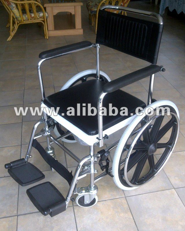 Commode Self Propelled