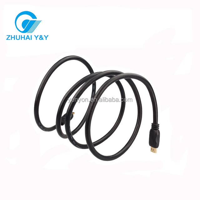 High Speed - 6.5 Feet (2 Meters) Supports Ethernet 3D 4K1080P Audio Return hdmi cable