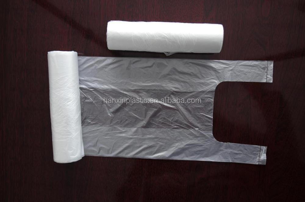 OEM Side gusset shopping food packing plastic bag