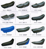 Motorcycel seat,Motorcycle seat cushion,parts for Haojiang motorcycles