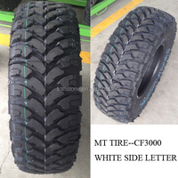 Deestone tyres mud terrain tires off road 4x4 245/70R17