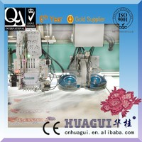 HUAGUI Used single head TAJIMA Embroidery Machine with designed function
