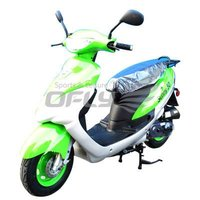 Gas Motor Scooterwith 4 Stoke 80cc Engine MS0801