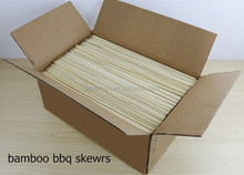 Eco-friendly Food Bamboo Skewers For Kids