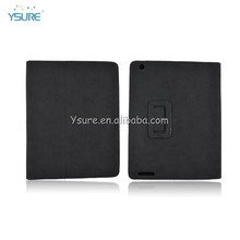 stands Matte PU leather case for ipad air ipad5