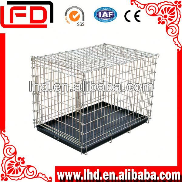 good quality wired cages for pet preforms storage