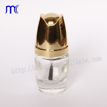 luxury cosmetic package nail polish cap