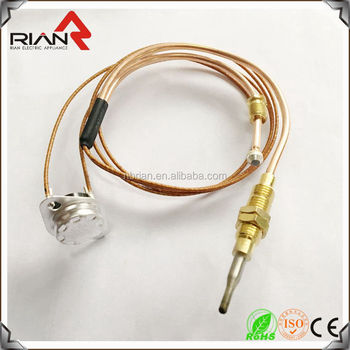 Temperature sensor thermocouple/gas thermocouple gor gas water heater RBZL-F-3
