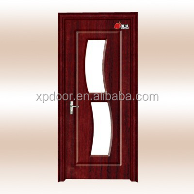 good quality pvc wooden door