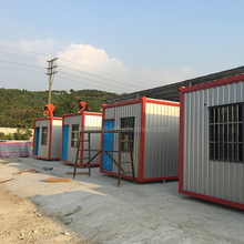 Customized Durable Sandwich Panel House,Small Prefab Houses Designs For Kenya