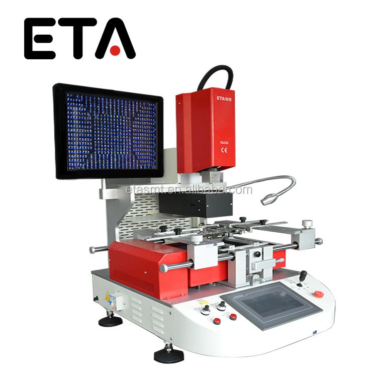 Repairing Mobile and Laptop Motherboard Automatic BGA Soldering and Desoldering Rework Station